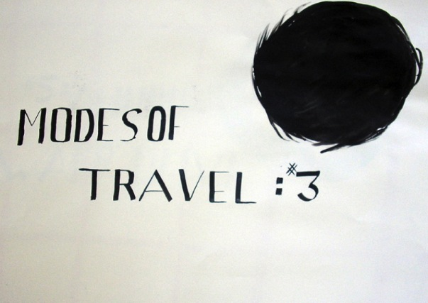 Fionnuala Doran - Modes of Travel 3